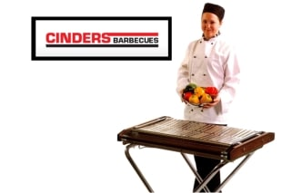 Service Engineers and Spares Suppliers  for Cinders BBQ's