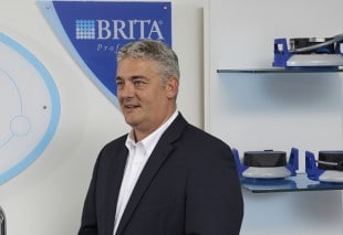Miles Dawson Sales Director BRITA Professional crop
