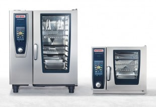 Rational creates small Combi Oven for small kitchens